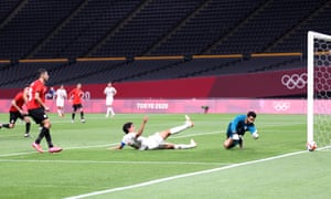Neither Egypt nor Spain could muster a goal.