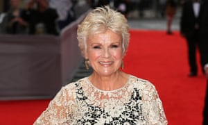 Dame Julie Walters prefers Blighty to Tinseltown.