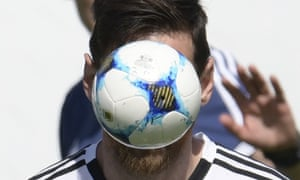 'Lionel Messi has defended Argentina's footballing pride like no one else for 15 years now and done so with scandalous consistency.'