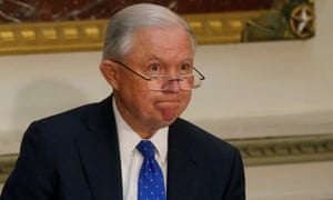 Jeff Sessions: 'While I am attorney general, the actions of the Department of Justice will not be improperly influenced by political considerations.'