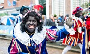 Dutch Christmas.Dutch Christmas Character Black Pete To Shed Blackface For