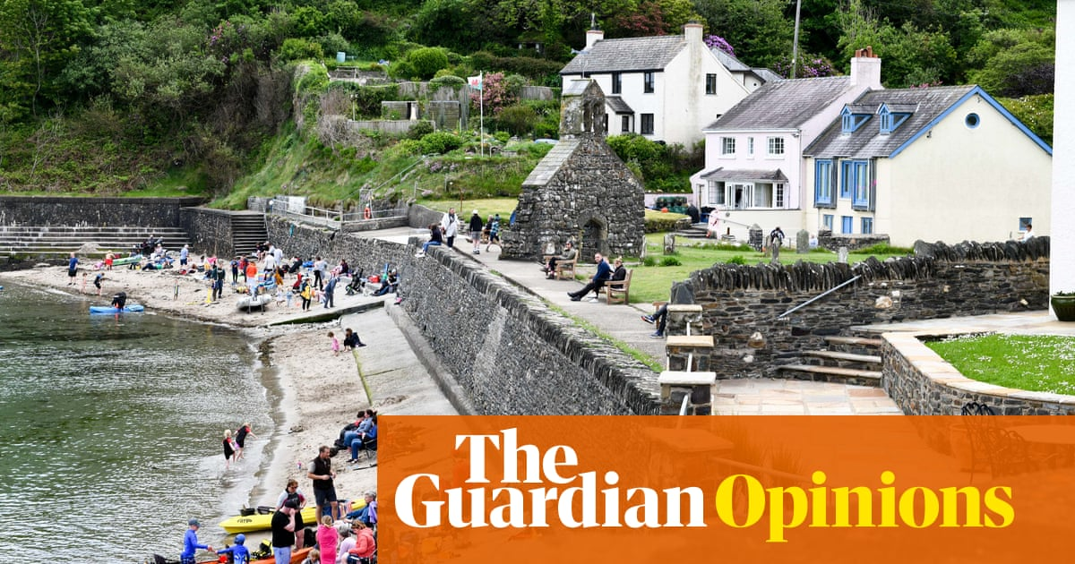 The Guardian view on the Welsh heartlands: invest in their future