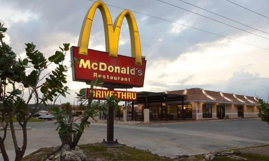 McDonald's robots