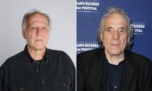 Werner Herzog & Abel Ferrara.