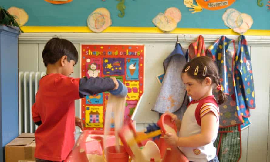 Primary school children