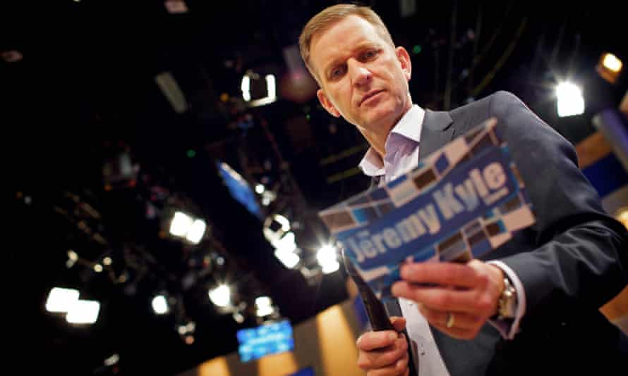 Jeremy Kyle's show was cancelled amid the furore that followed Stephen Dymond's death.