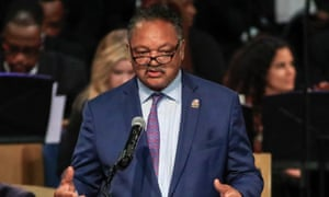 Civil Rights icon Jesse Jackson Sr. hospitalised after contracting COVID-19