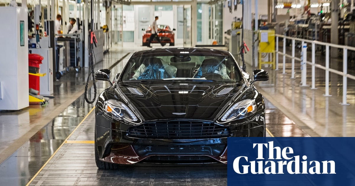 Aston Martin Boss Maps Out Route To Profitability For Next 100 Years