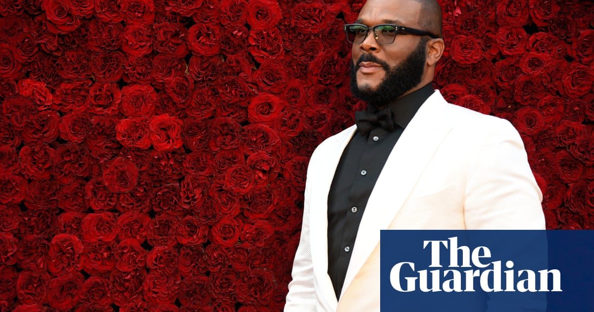 Tyler Perry opens vast new Atlanta film studio with star-packed party