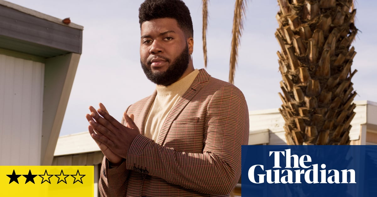 Khalid: Free Spirit review – streaming star crashes into