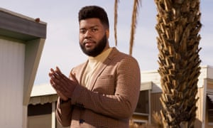 'How do you remain #relatable when you live a life your fans can't hope to #relate to?' ... Khalid.