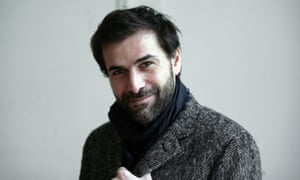 'I get told about being pretty and handsome, so I try to go for roles far from that' … Grégory Fitoussi.
