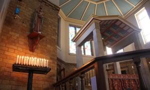 The church of St Mary, Newington, south London