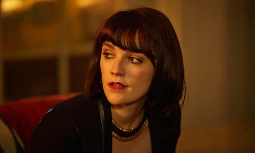 Charlotte Ritchie as Oregon.