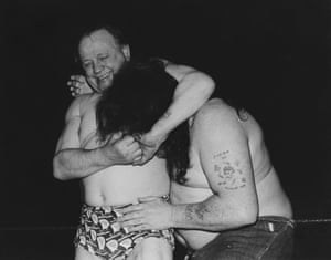 Les Kellett, though known to be tough in the ring, had a wonderful comic turn. Journalist Simon Garfield spends most of his book The Wrestling attempting to interview Kellet, to no avail. The evasive wrestler died in 2002.