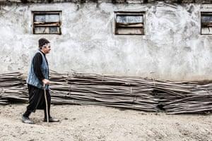 Farmer, Vank, Nagorno-Karabakh