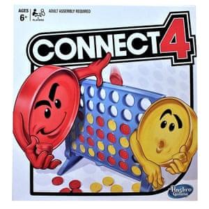Connect 4 box RNIB christmas gifts