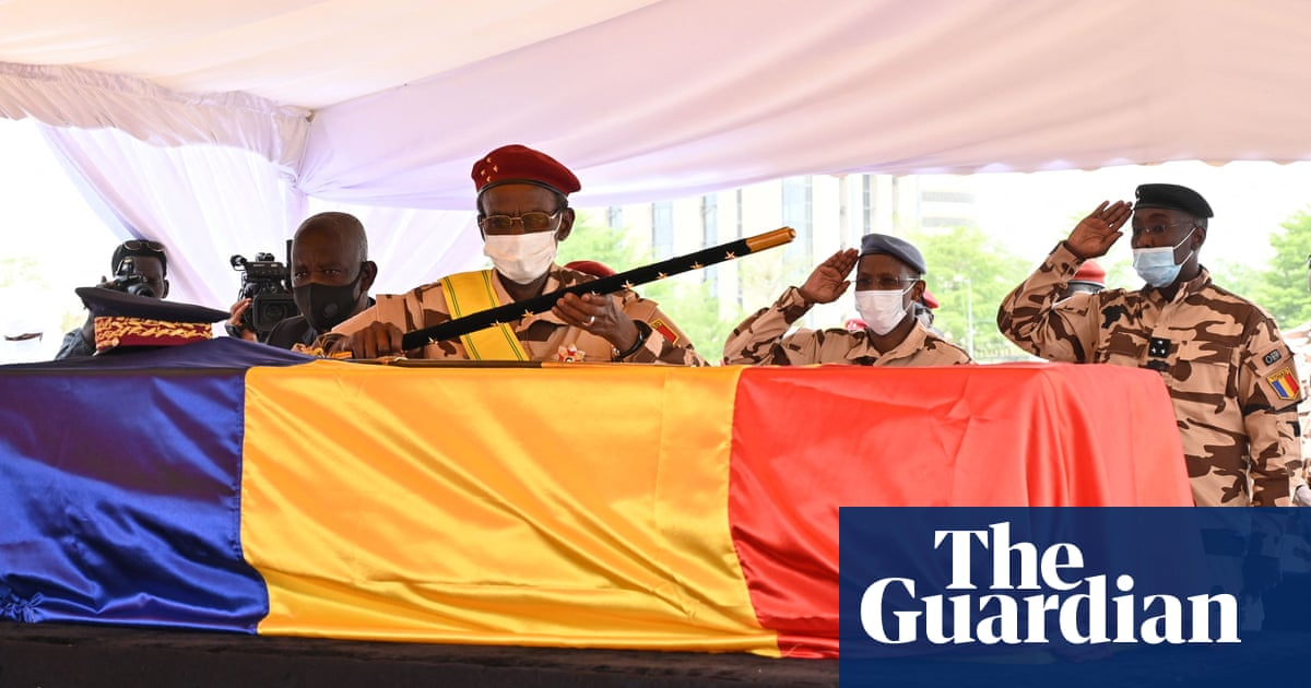 Chad rebels prepare offensive as president Idriss Déby is buried