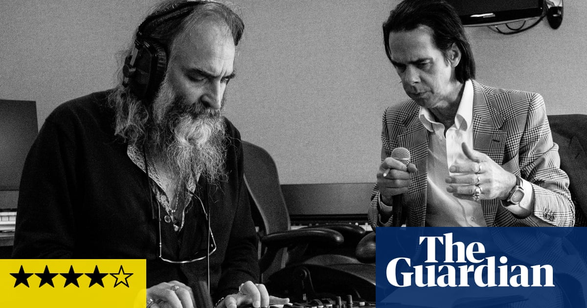 Nick Cave and Warren Ellis: Carnage review –vivid visions of apocalypse and absolution