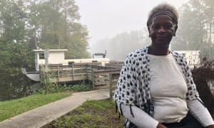 Laura Herriott can trace her family's heritage on the island back to the 1800s. 'It's our own world,' she says.