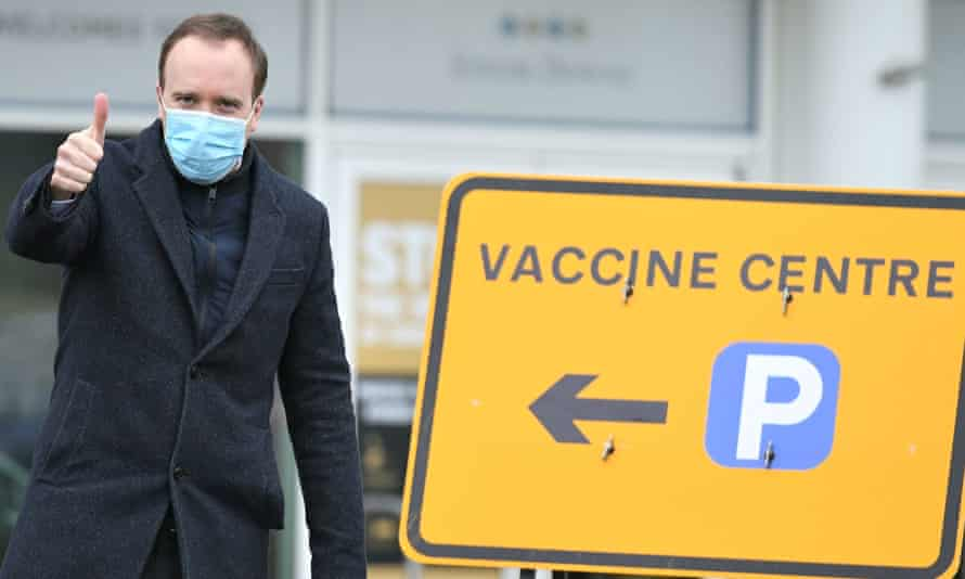 Matt Hancock's power-lunge for control of the NHS is being justified by the experience of the coronavirus.