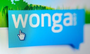 Wonga's interest rates had reached as high as 8,853% per annum.