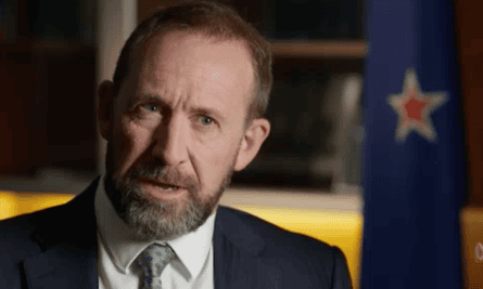 The New Zealand justice minister, Andrew Little, unveiled new legislation to decriminalise abortion.