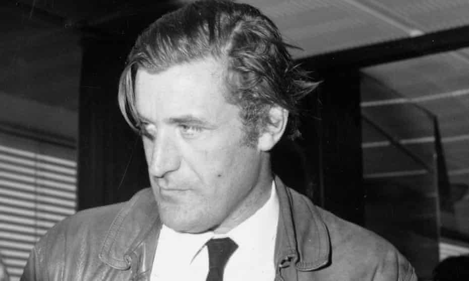 Ted Hughes.