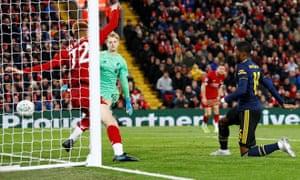Ainsley Arsenal's Maitland-Niles Scores His Fourth Goal