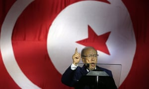 Tunisia's president Beji Caid Essebsi has said: 'The state is obliged to achieve full equality between women and men and to ensure equal opportunities for all responsibilities'.