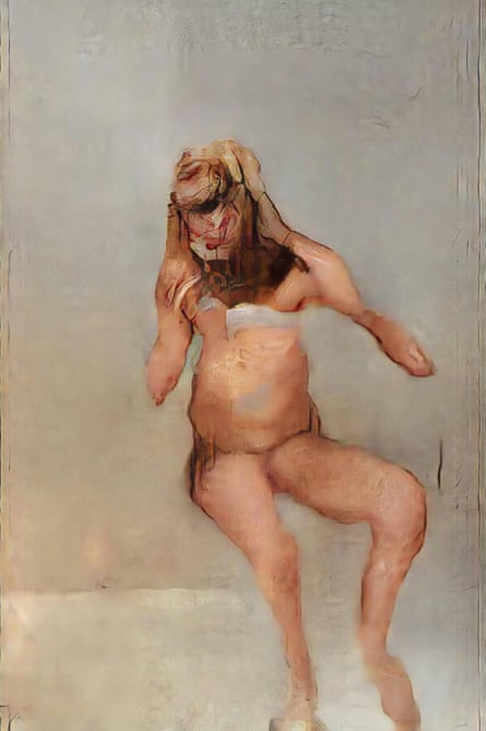 The Butcher's Son by Mario Klingemann