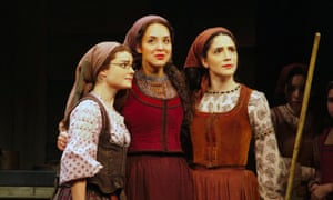 A story to stick with … Fiddler: A Miracle of Miracles