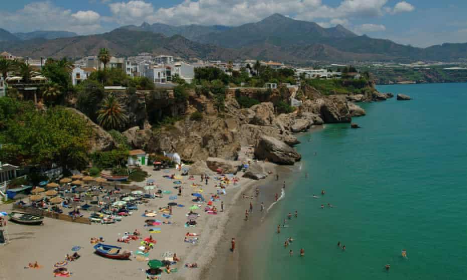 Calahonda beach