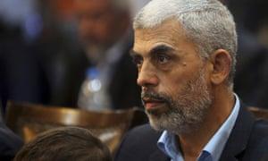 Top Hamas official Yehiyeh Sinwar
