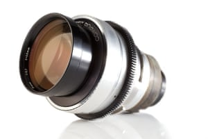 Zeiss f/0.7 lens used in Stanley Kubrick's Barry Lyndon.