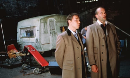 Lead role ... Statham with Stephen Graham in Snatch. Photograph: Sebastian Pearson/Columbia/Ska/Kobal/Rex/Shutterstock