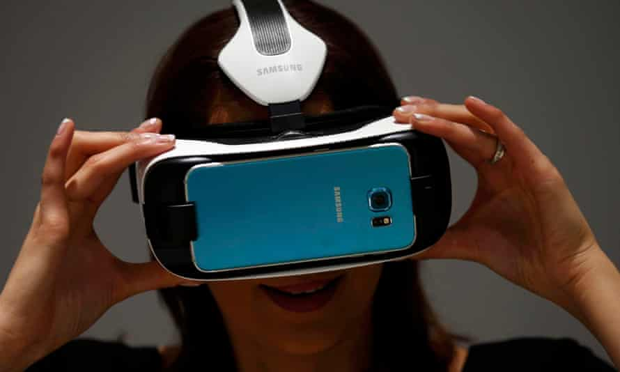 Google have been investing heavily in virtual reality technology, while phone manufacturers HTC and Samsung have also announced products.
