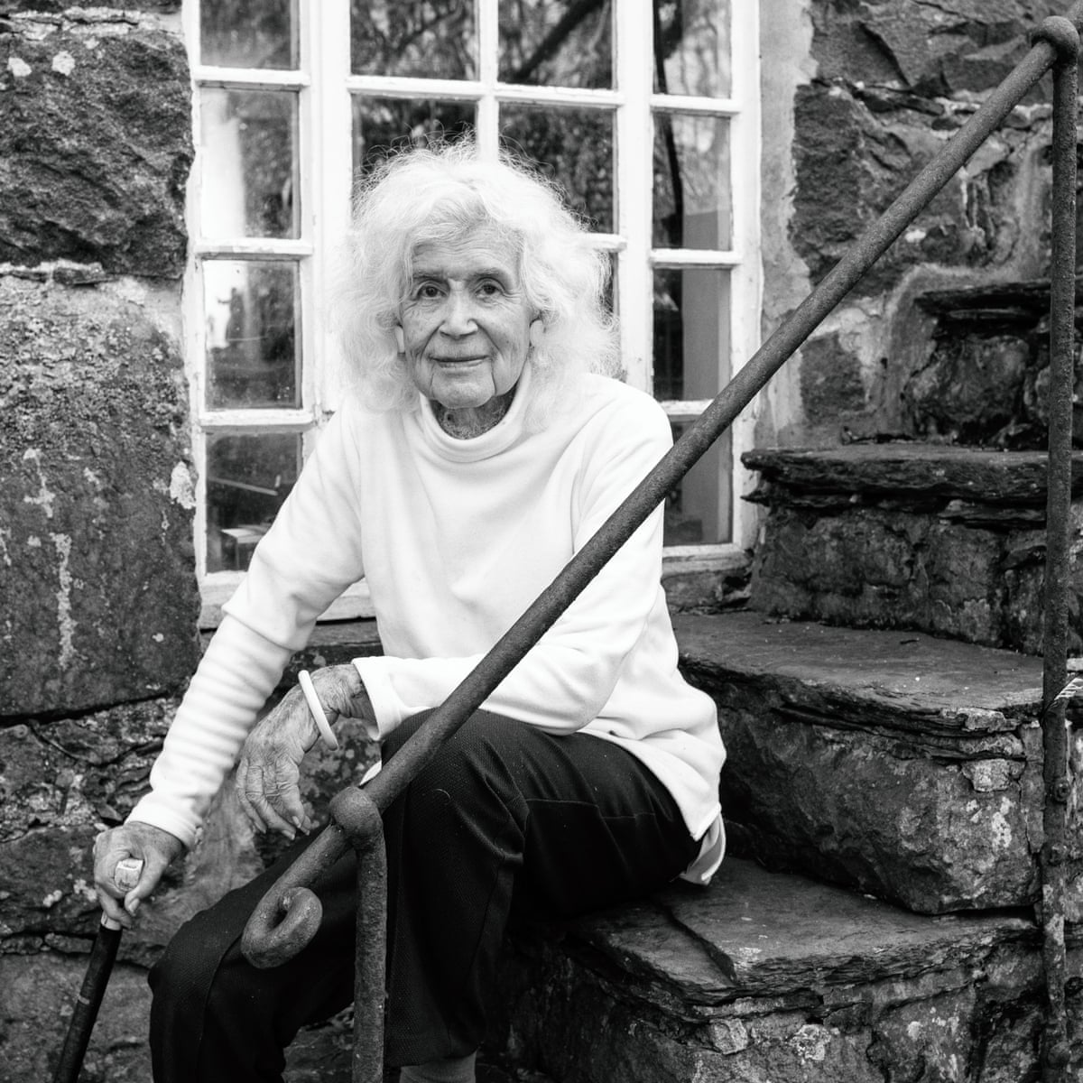 Jan Morris: 'You're talking to someone at the very end of things' | Jan  Morris | The Guardian
