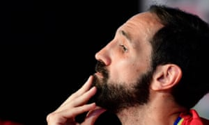 Spain's Juanfran says: 'In most of our games we have been the better side, apart from the last 20 minutes or so against Croatia.'