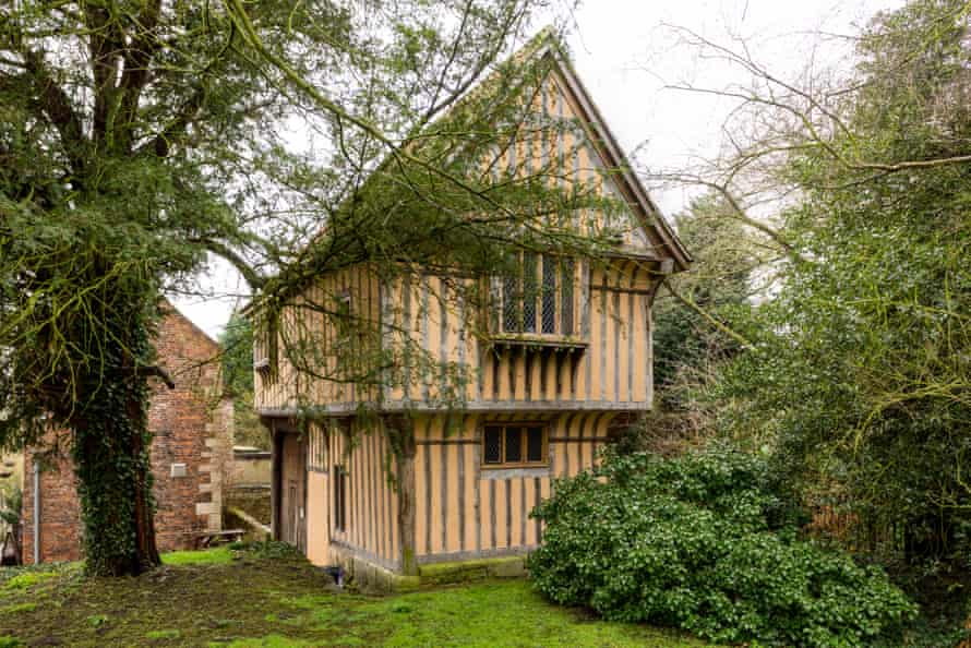 The Bolton Percy Gatehouse, North Yorks.