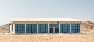 An industrial park in Saudi Arabia built to provide women-­only workplaces