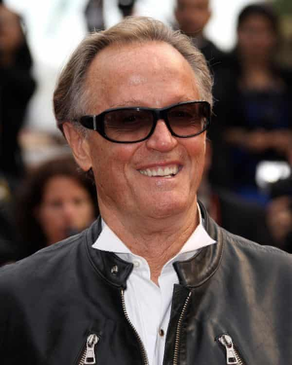 Fonda in Cannes in 2011.