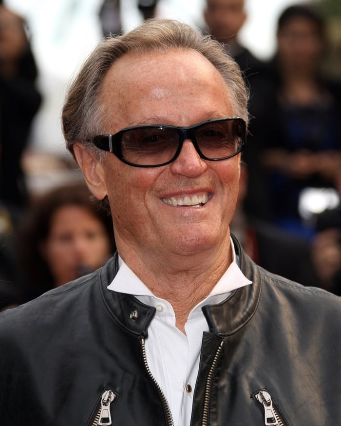 Peter Fonda: the elegant rebel who set the counterculture in