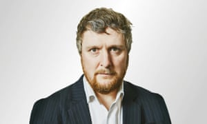 He's a poet, and we didn't know it … Tim Key.