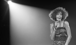 Whitney Houston in a still from the new documentary about her life, Whitney: Can I Be Me?