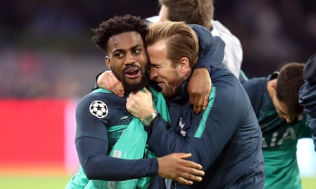 Danny Rose promises to go out with a bang in final against Liverpool