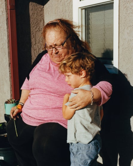 From the ongoing series Family-Album by photographer Pat Martin