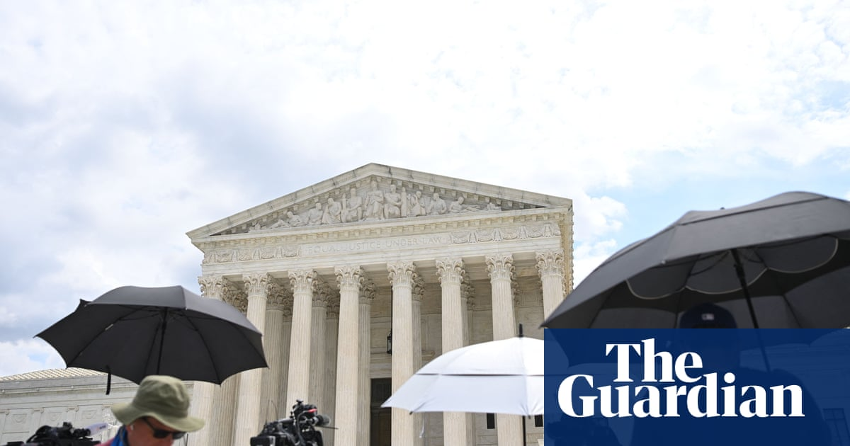 Post-Trump supreme court appears willing to embrace judicial activism