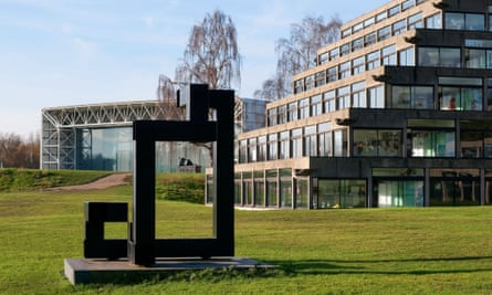 The University of East Anglia in Norwich
