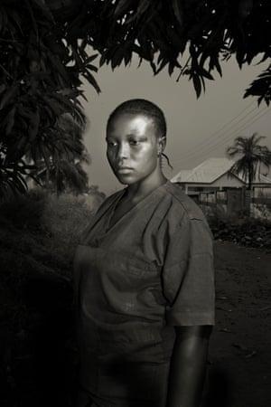 Ebola Survivors by Marcello Bonfanti